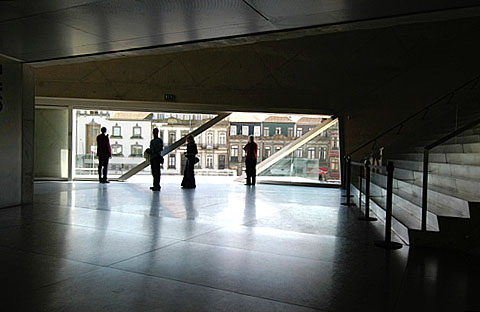 Casa da Musica, Porto