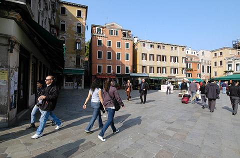 Venedig: Small Square
