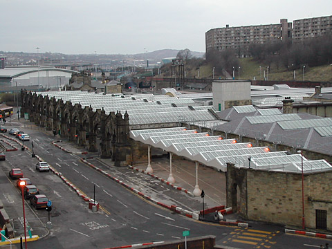 Sheffield vorher