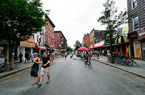 Brooklyn Summer Streets