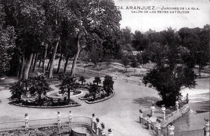 Carfree cities city design parks for Jardin de la isla aranjuez